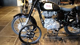 Official Alloy Wheels for Royal Enfield Bikes | Prices Revealed | Ujjwal Saxena