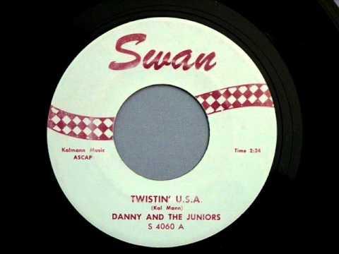 Danny & The Juniors - Twistin Usa
