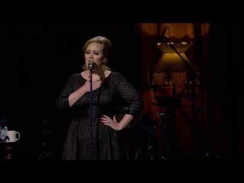 Adele - I Can't Make You Love Me (live)