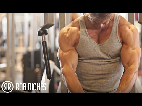 Upper Chest Workout - Rob Riches video