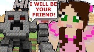 Minecraft: FOREVER ALONE (MEET YOUR NEW BEST FRIEND!) Mod Showcase