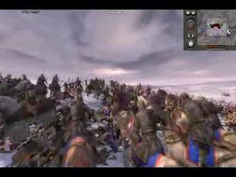 Alexander Nevsky Total War Part 2
