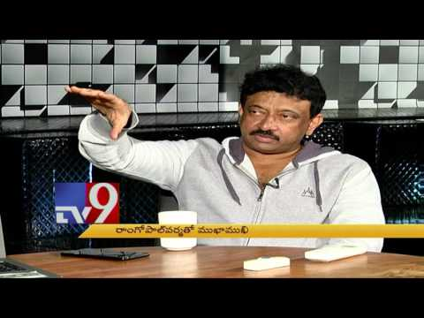 RGV On Pawan Kalyan's Comments - TV9