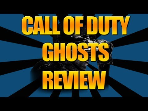 Call Of Duty Ghosts Review - LOKI GAMEPLAY