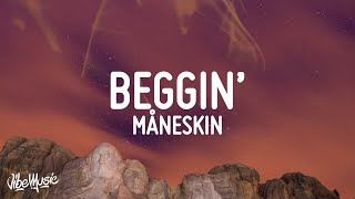 Download lagu Måneskin - Beggin' (Lyrics/Testo)