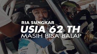 Download Lagu Pembalap Wanita Paling Senior Di Indonesia, umur 62th Ikut Rally | Ria Sungkar Onboard Cam Gratis STAFABAND