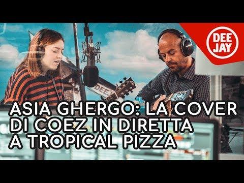 Asia Ghergo: La musica non c'è in diretta a Radio Deejay