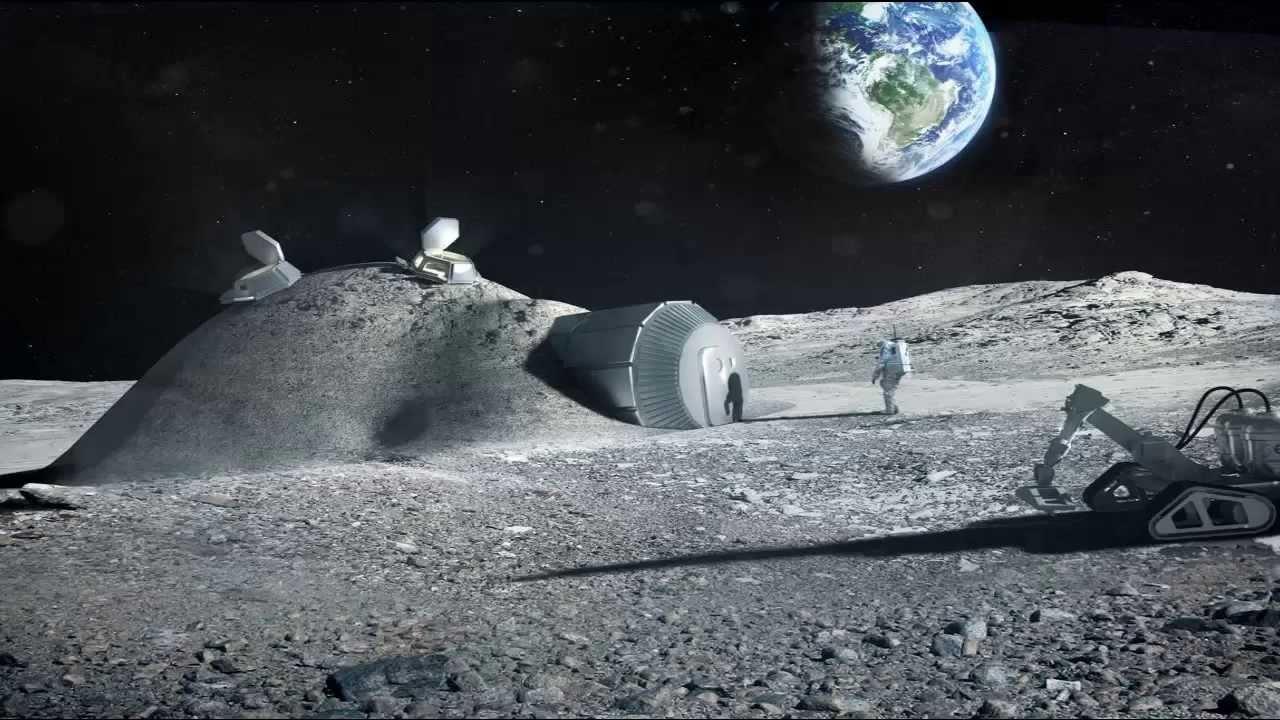 vivo en la luna y te lo muestro