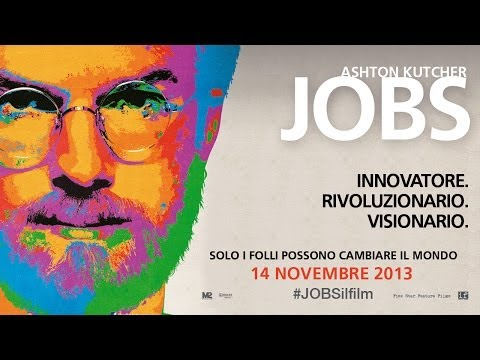 JOBS - Trailer italiano ufficiale [HD]