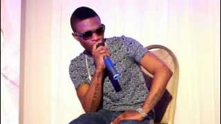 WIZKID - Azonto Freestyle [The Matter] Live In Toronto Rehearsal With DJ MAGIC FLOWZ