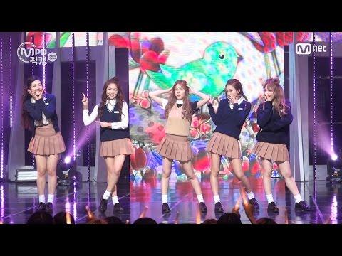 [MPD직캠] 레드벨벳 직캠 HUFF N PUFF Red Velvet Fancam @엠카운트다운_150910