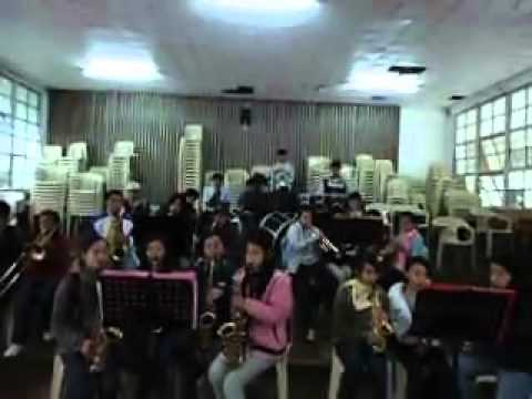 Just The Way You Are - Benguet State University Marching Band