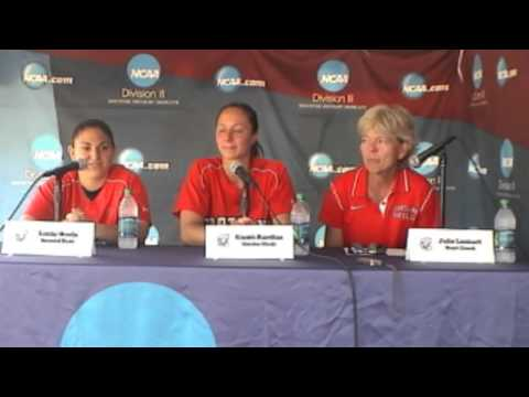 2013 NCAA DIII Softball Championship - Game 7 - Cortland