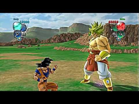 Dragonball Z Ultimate Tenkaichi - Special Taunts