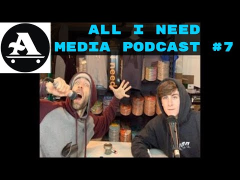 LIVE ALL I NEED MEDIA PODCAST #7 - SHETLER & KLEMME