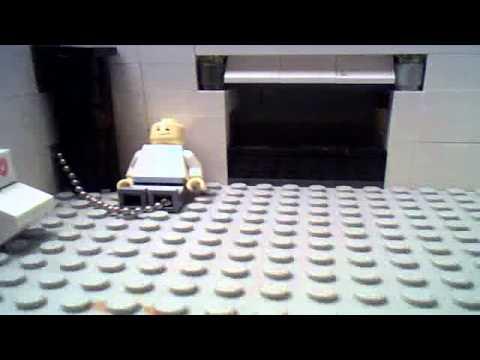lego saw bathroom trap youtube