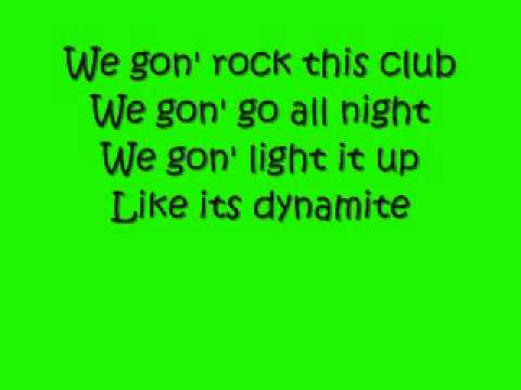 Dynamite-Taio Cruz (lyrics) Music Videos