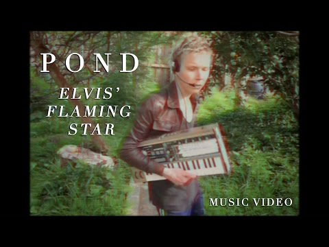 Pond - Elvis Flaming Star