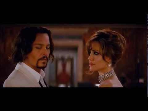 Angelina Jolie and Johnny Depp The Tourist.
