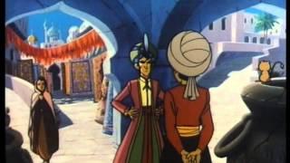 Aladdin en de wonderlamp film helemaal