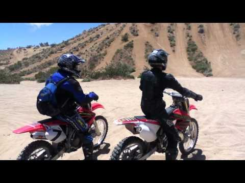 Watch Streaming  crf250r and crf450r vs wanna be cop Summary Movies