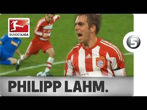 Philipp Lahm - Top 5 Goals