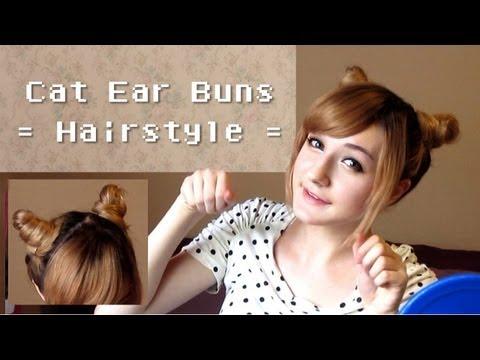 Как сделать ушки на голове из волос - Новости, обзоры, ремонт