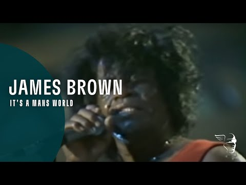 James Brown - Its A Mans World (Live In Montreux 1981)
