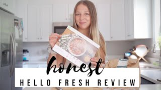 Is HelloFresh Worth It? | Our Honest Review After 4 Weeks + Cook 4 Meals With Us