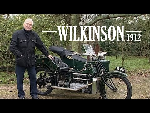 Wilkinson 1912 1000cc