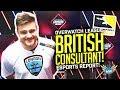 Overwatch League - BRITISH CONSULTANT! Omen Esports Report!