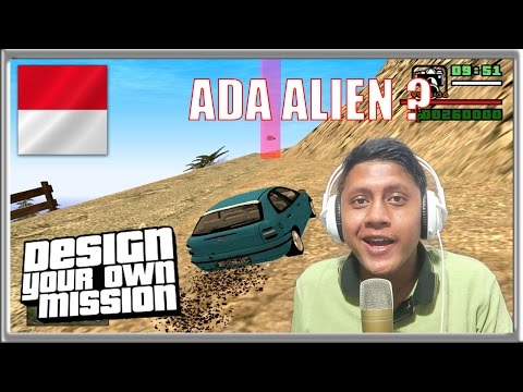 MISI MELAWAN ALIEN ! - Grand Theft Auto Extreme Indonesia DYOM #35