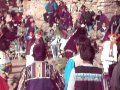 Hopi Buffalo Dance
