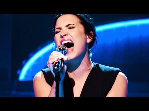 15 times Demi Lovato SURPASSED THE STUDIO VOCALS LIVE!