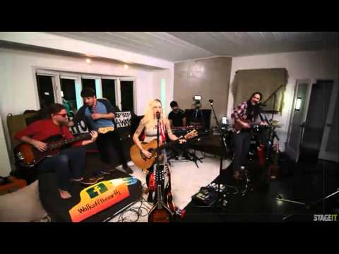 Walk Off The Earth - Live @StageIt (2013/02/20-21)