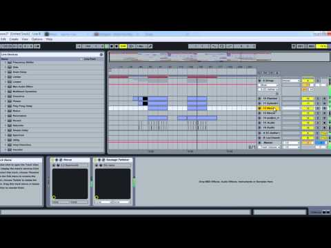 just some big room house in ableton live