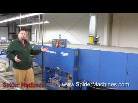 M&R - Auction - Sprint 2000 - Robert Barnes - Spider Machines