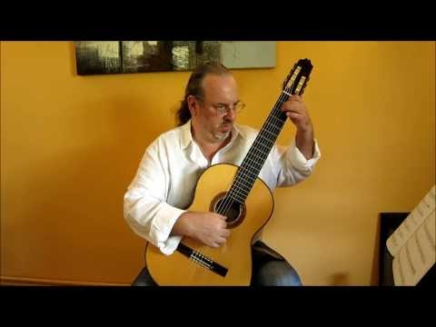 Fernando Sor - Op. 60 - No 5 (study In A Minor)