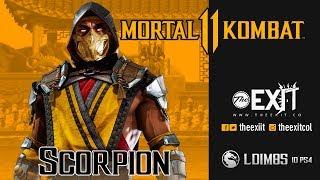 Mortal Kombat 11 Klassic Tower - Final Scorpion