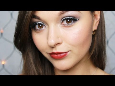 New Year Makeup ( Новогодний Макияж) 2013