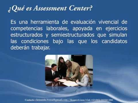 Como funciona un Assessment Center