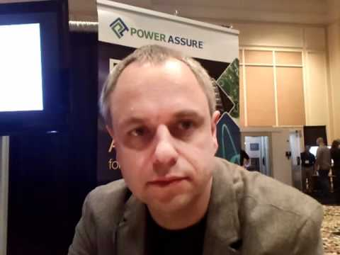 Power Assure CTO at Data Center World