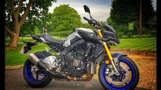 2017 Yamaha MT10 SP Review