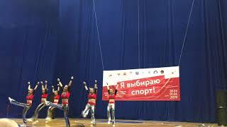 Чемпионат и Первенство России по фитнес аэробике 2019. Команда Инфинити,14-16 лет