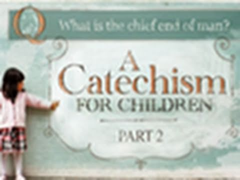 Children's Catechism - Paul Washer