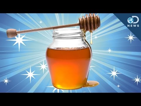 Honey: Magical, Immortal Superfood