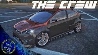 video The Crew: 2011 Ford Focus RS Customized Design Compilation