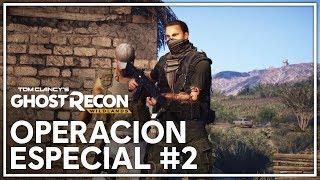 Ghost Recon Wildlands - Trailer Operación Especial #2