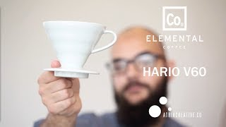 How to Brew Hario V60 Coffee