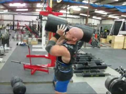 Strongman Training at BSG June 2011 Image 1